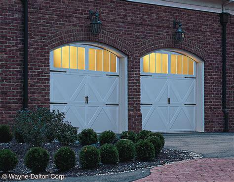 Dalton Garage Door by Wayne Dalton Garage Doors Model 9700 Steel Garage Door
