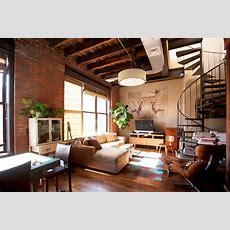 Decordemon Industrial Loft In Brooklyn