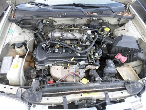 2001 Nissan Sentra Gxe Engine by Used 2001 Nissan Sentra Engine Intake Manifold 1 8l