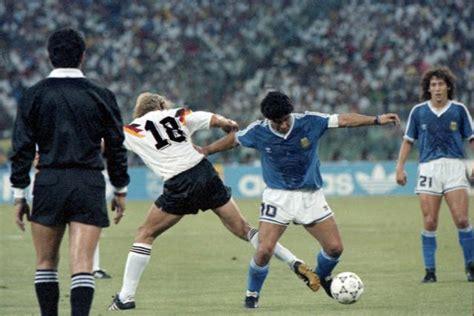 Германия 1-0 Аргентина (Италия ЧМ-90 Финал)
