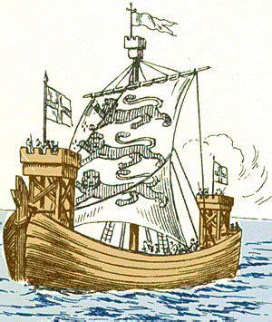 Boat Transport Mn by Transport Ship Mn Brit Plantagenet Family Flag