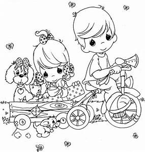 Get This Precious Moments Coloring Pages Free For Toddlers