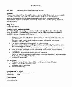 Administrator job description example 14 free word pdf for Documents administrator job description
