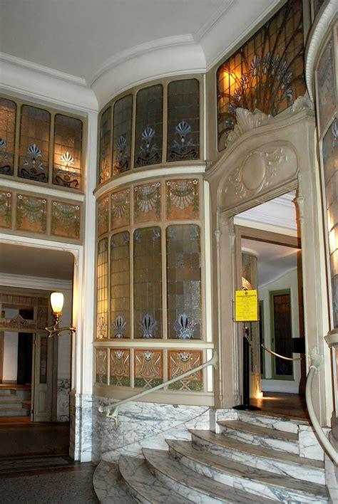 Art Nouveau En Belgique Wikiwand