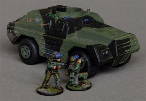 Stoat Armoured Car