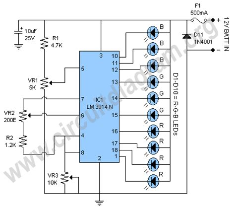 Battery Monitor Circuit Under Repository Circuits