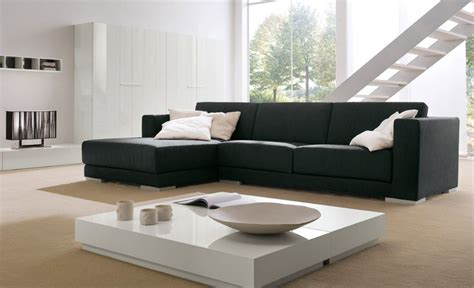 Modular Sofas Are Innately Flexible For The Stylistic