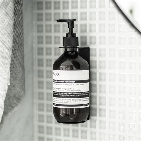 Soap Dispenser Holder Black