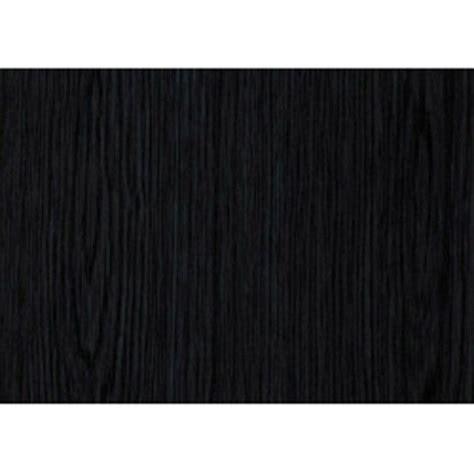facade porte cuisine revêtement adhésif bois noir 2 m x 0 45 m leroy merlin