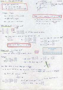 MIT Linear Algebra, Lecture 6: Column Space and Null Space ...