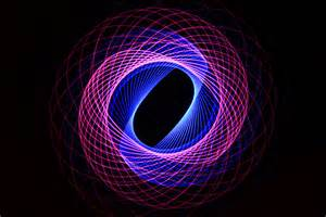 Turney Lighting by Light Painting Tutorial Spirographs And Physiograms