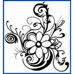 Rose Flower Clipart Drawing Vdm Clip Svg