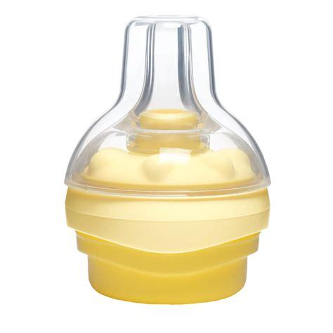 Amazoncom Medela Calma Breastmilk Feeding Nipple Baby