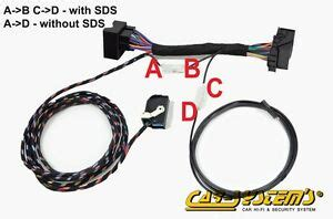 rns e bluetooth audi bluetooth sds wiring a3 a4 rns e concert 8p1862335 8p0862335 8t0862335 ebay