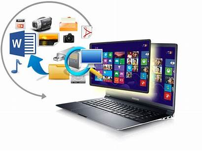 Recovery Data Software Computer Recover Recoverit Basics