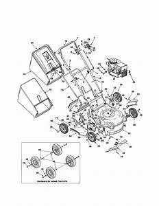 28 Yard Machines Lawn Mower Parts Diagram