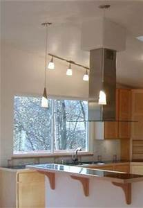 A Minimal Soffit Can Be Used To Install An Island Mount