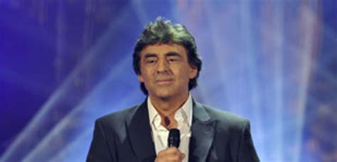 Claude Barzotti Victime D'un Infarctus