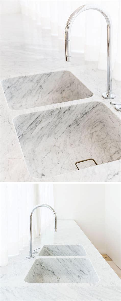 integrated kitchen sink kitchen design idea seamless kitchen sinks integrated 1896