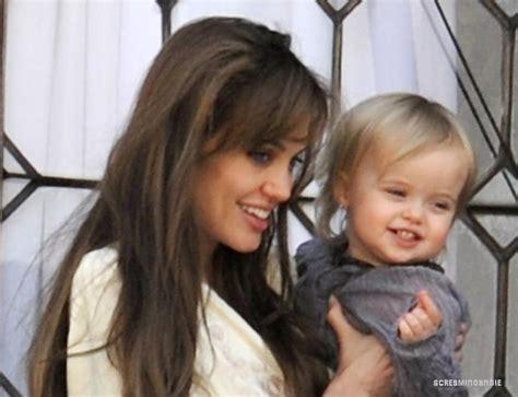 Knox Léon And Vivienne Marcheline Jolie Pitt
