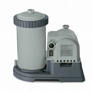 Intex 2500 Gph Krystal Clear Gcfi Pool Filter Pump With Timer 633t 28633eg For Sale Online