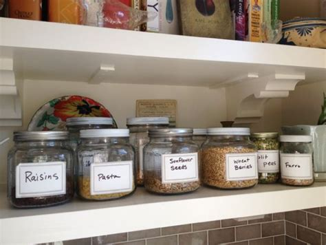 jar kitchen storage kitchen storage jars a great way of organizing 7395