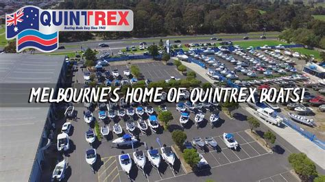 Ski Boats For Sale Melbourne by Quintrex Boats Melbourne Jv Marine World