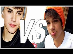 Austin Mahone Or Justin Bieber YouTube