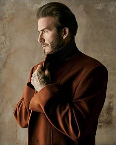 David Beckham Inspires in Earthy Hues for How to Spend It
