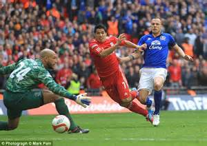 Tim Howard wants revenge on Liverpool after FA Cup semi ...