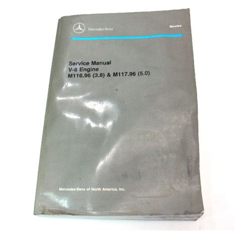 mercedes factory service manual   engine