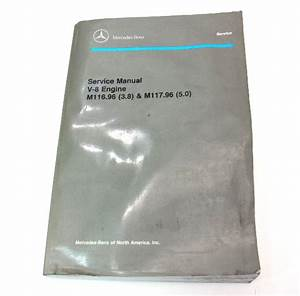 Mercedes Factory Service Manual V