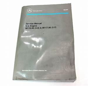 Mercedes Factory Service Manual V