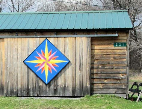 barn quilts for barn quilt helderberg quilt barn trail