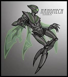 Nanomech by kjmarch on DeviantArt