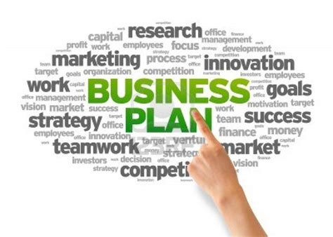 Business Plan Template  Startup Connection