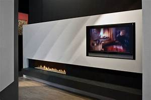 Tv Wand Modern : tv wand idee n design google zoeken idee n huis ~ Michelbontemps.com Haus und Dekorationen