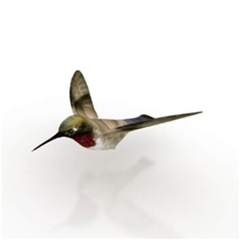 """""""Birds""""   Fauna 3D Models   Humbird   3D model (*.gsm"""