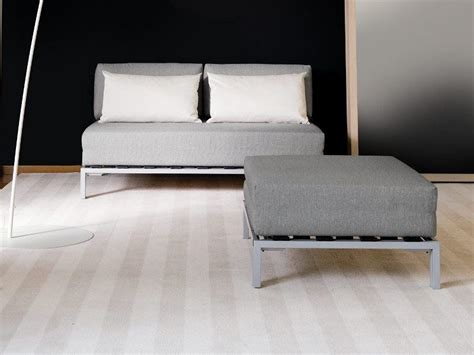 Pouf Letto Lombardia : Pouf Letto In Tessuto Willy