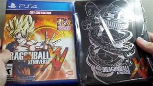Dragon Ball Xenoverse Day OneSteelbook Edition For PS4
