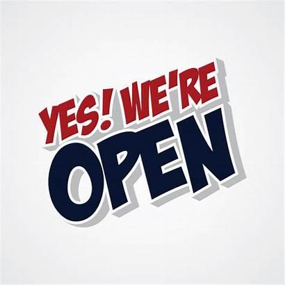 Open Yes Vector Premium Freepik