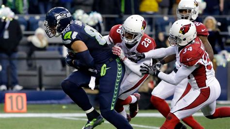 seahawks cardinals  looked  premier matchup