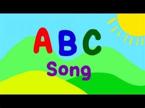 alphabet song book alphabet
