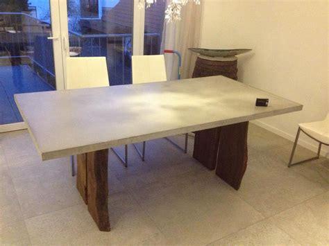 Küchenarbeitsplatte Aus Beton Erfahrungen by Beton Cire Oberfl 228 Chen In Beton Look Beton Cire
