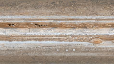 NASA - Cassini Spies Wave Rattling Jet Stream on Jupiter