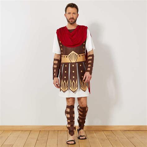 deguisement homme d 233 guisement de gladiateur homme blanc kiabi 25 00