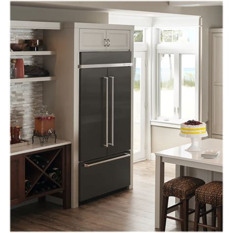 Kitchenaid  208 Cu Ft French Door Builtin