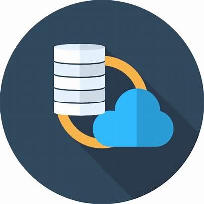 Data Storage Icon Icons Server Hosting Reseller