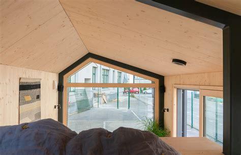 Tiny Häuser Auf Räder by Wohnen Auf Kleinstem Raum Mit Den H 252 Tten Quot Cabin Spacey