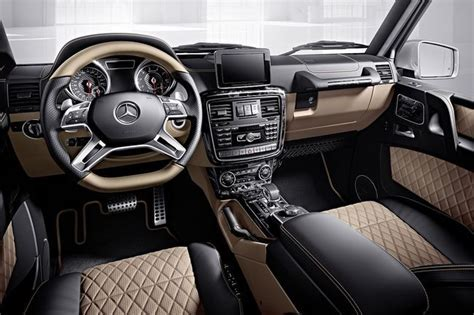 25+ Best Ideas About Mercedes G Wagon Interior On